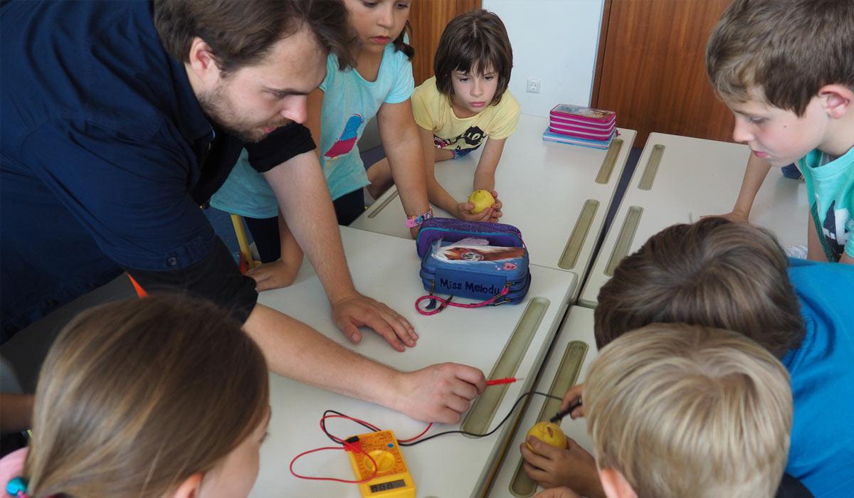 Kurse für Kitas & Grundschulen