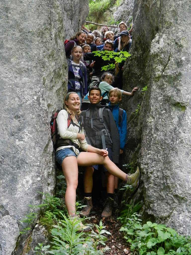Hiking Overnight Sommer 2021